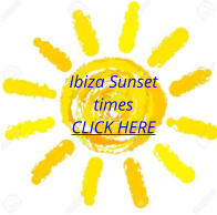 Ibiza Sunset  times CLICK HERE